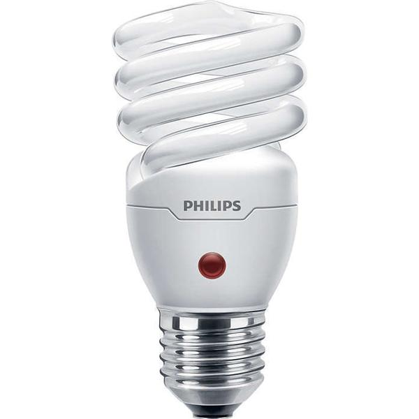 Philips Tornado T2 Autom Energy Efficient Lamp 15W E27