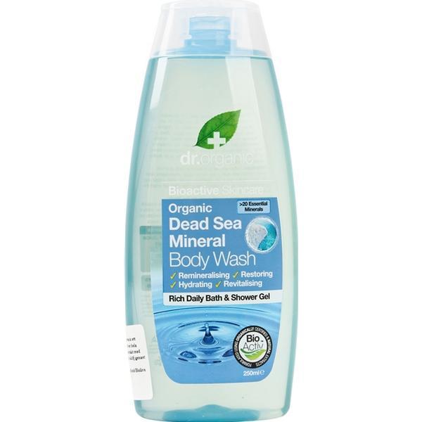 Dr. Organic Dead Sea Mineral Body Wash 250ml