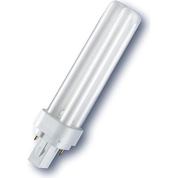 Sylvania 0025913 Fluorescent Lamp 13W G24d-1