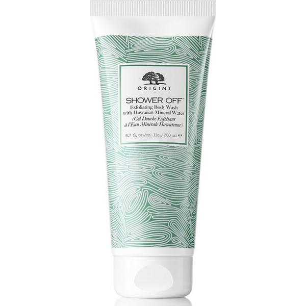 Origins Shower Off Exfoliating Body Wash With Hawaiian Mineral Water 200ml