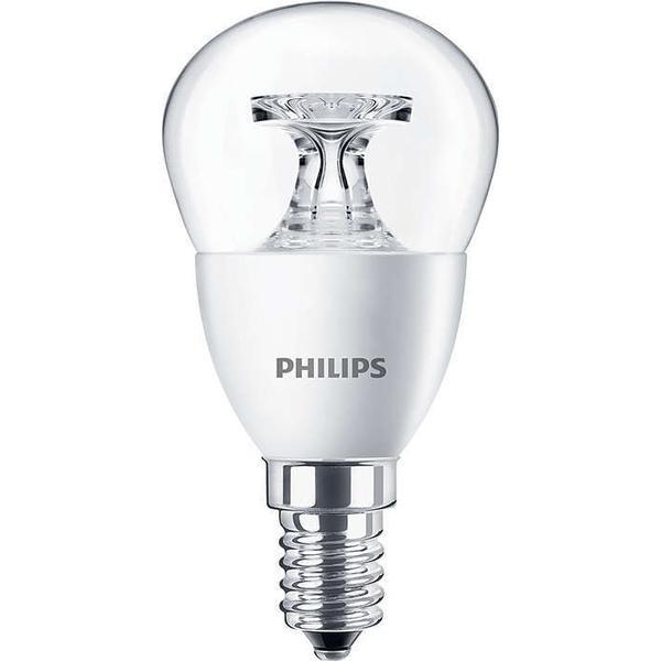 Philips Corepro Lustre ND CL LED Lamp 5.5W E14 827