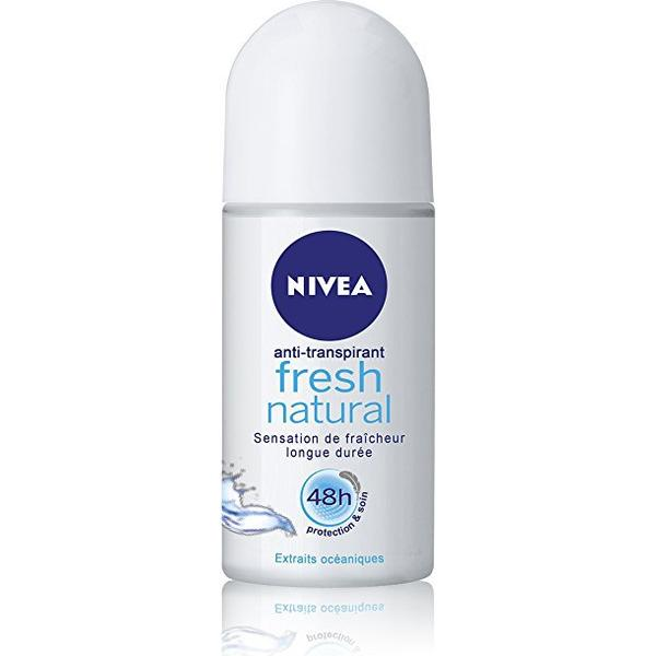 Nivea Fresh Natural Deo Roll-on 50ml
