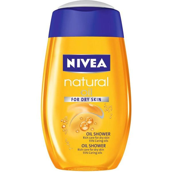 Nivea Pampering Shower Oil 200ml