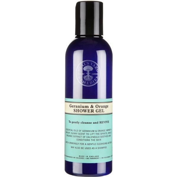 Neal's Yard Remedies Shower Gel Geranium & Orange 200ml