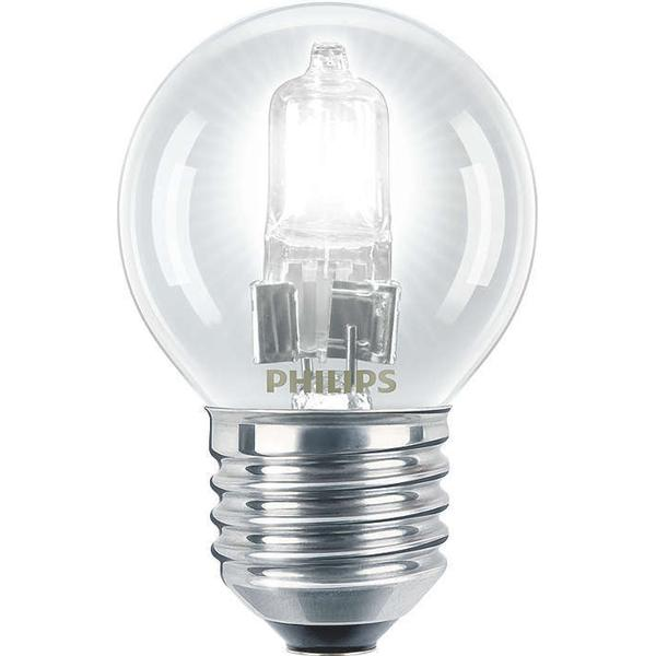 Philips Classic P45 Halogen Lamp 18W E27