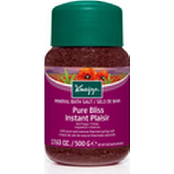 Kneipp Red Poppy & Hemp Pure Bliss Bath Salt 500g