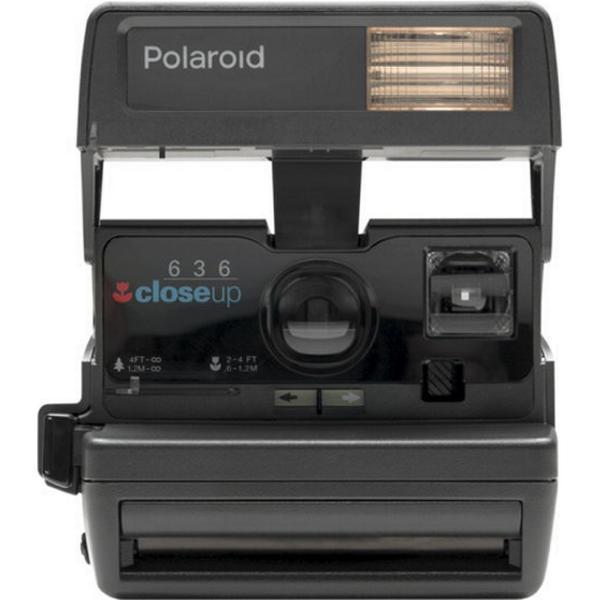 Polaroid 600 Onestep Close Up