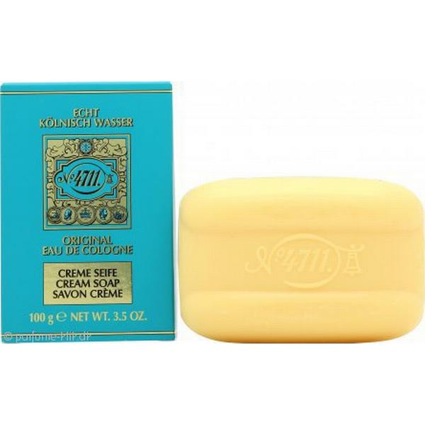 Maurer & Wirtz 4711 Cream Bar Soap 100g