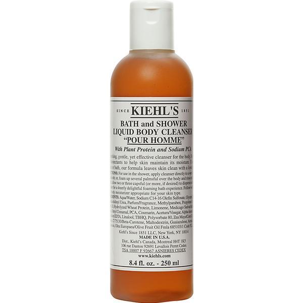 Kiehl's Bath & Shower Liquid Body Cleanser Pour Homme 250ml