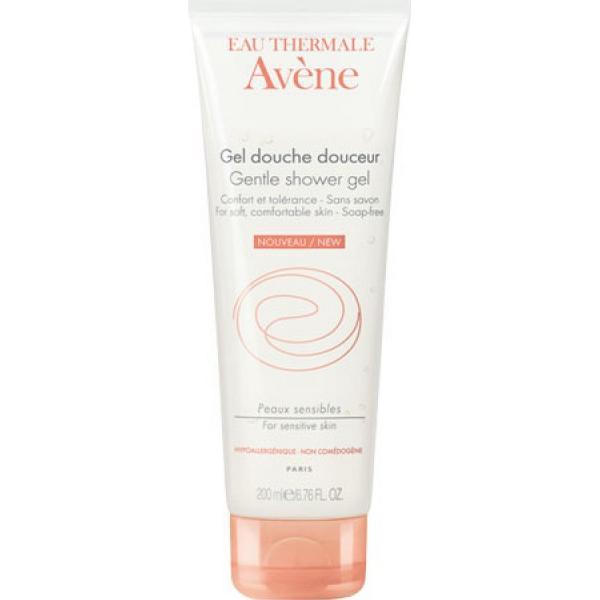 Avene Eau Thermale Gentle Shower Gel 200ml
