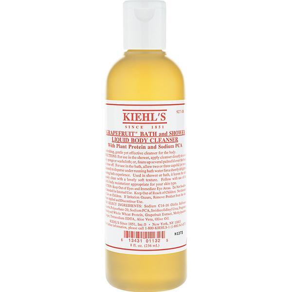 Kiehl's Bath & Shower Liquid Body Cleanser Grapefruit 250ml