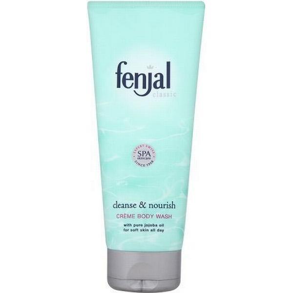 Fenjal Cleanse & Nourish Crème Oil Body Wash 200ml