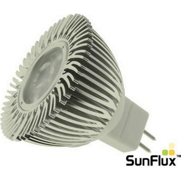 Sunflux 53004 LED Lamp 6W GU5.3 MR16