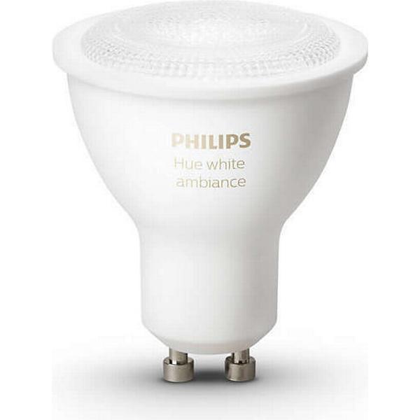 Philips Hue White Atmosphere LED Lamp 5.5W GU10