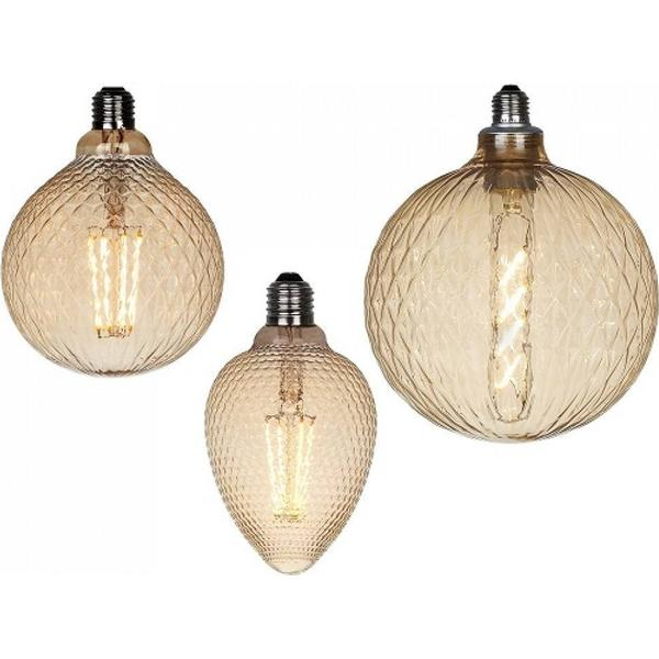 Halo Design Facet 12.5cm LED Lamp 2W E27