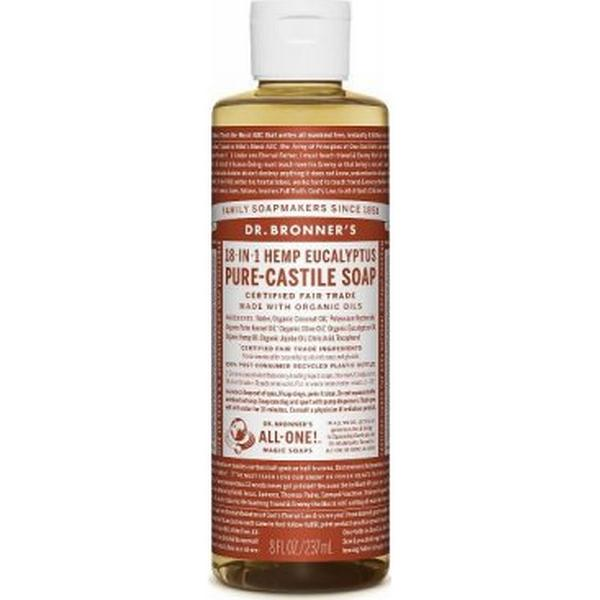Dr. Bronners Eucalyptus Liquid Soap 236ml