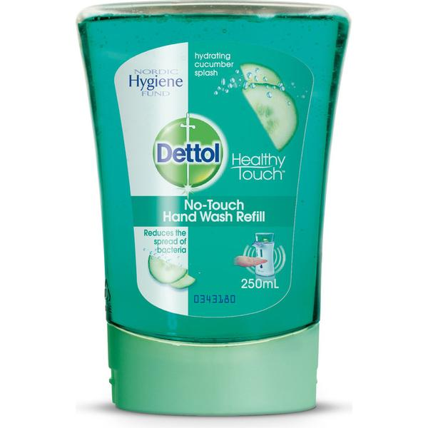 Dettol Cucumber No-Touch Soap 250ml Refill