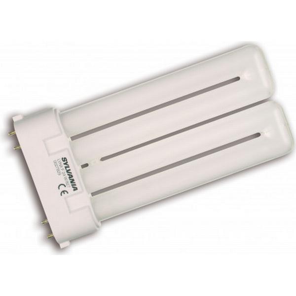 Sylvania 0027831 Fluorescent Lamp 24W 2G10