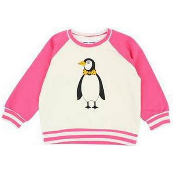 Mini Rodini Penguin Sweatshirt - Pink