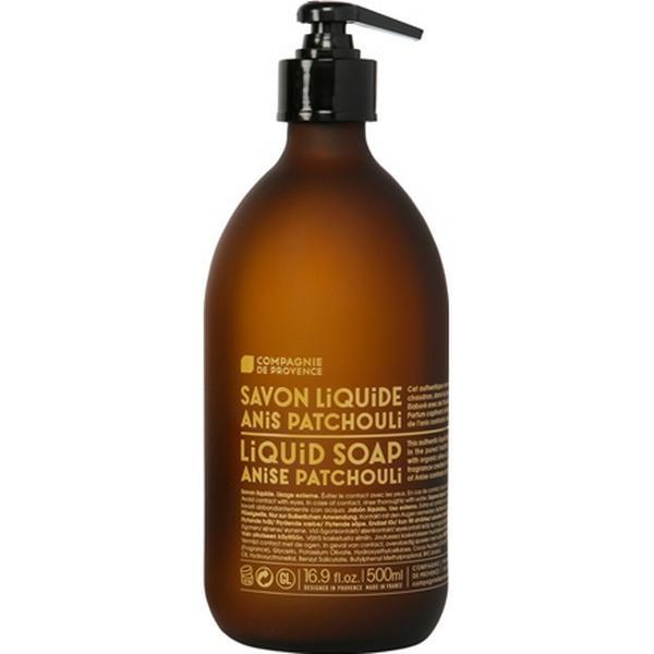 Compagnie de Provence Anise Patchouli Liquid Soap with Olive Oil 500ml