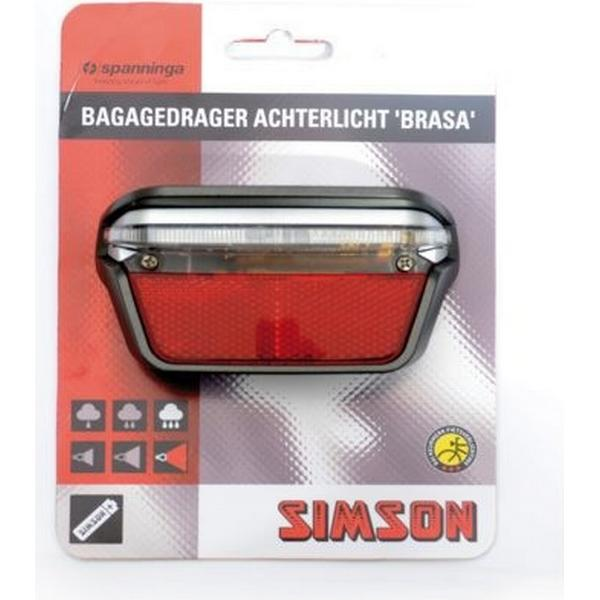 Simson Brasa XB Rear Light