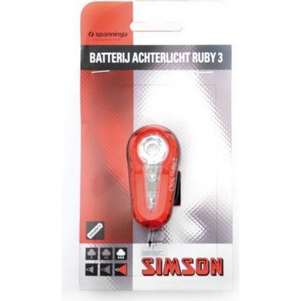 Simson Ruby 3 Rear Light
