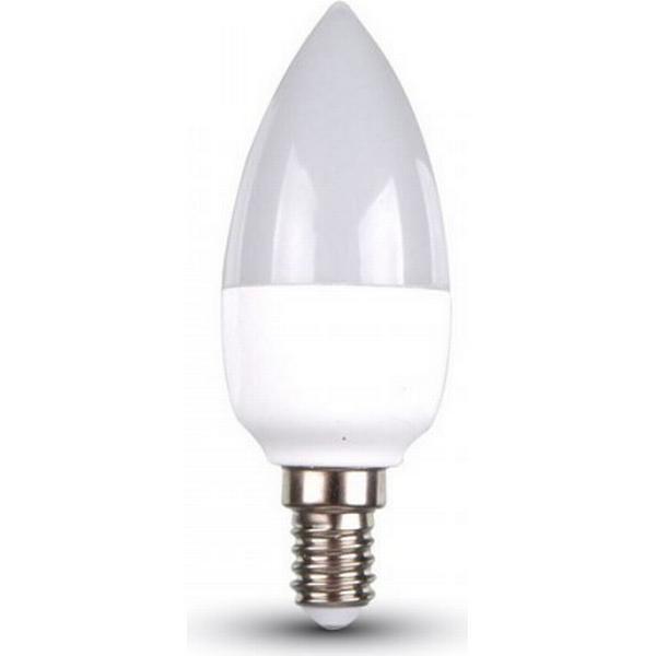 V-TAC VT-1854 3000K LED Lamp 6W E14