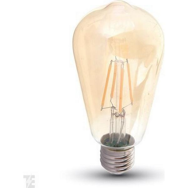 V-TAC VT-1968 2200K LED Lamp 8W E27