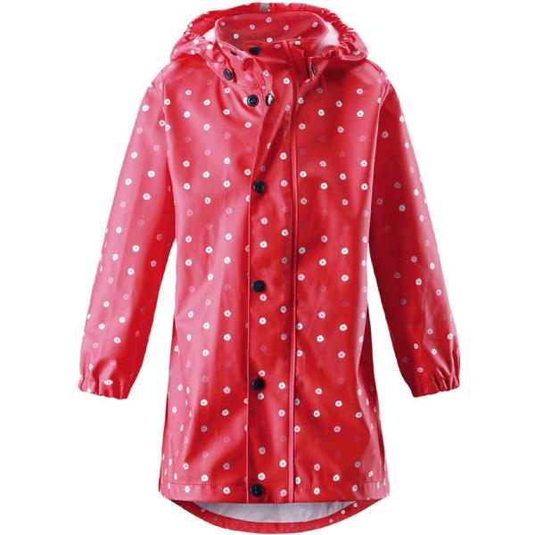 Reima Usva Rain Jacket - Red (521494-3724)