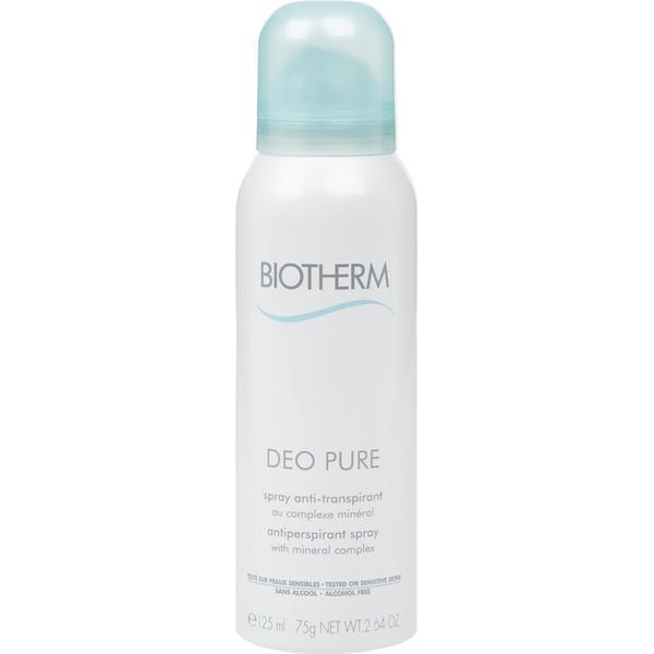 Biotherm Deo Pure Antiperspirant Spray 125ml