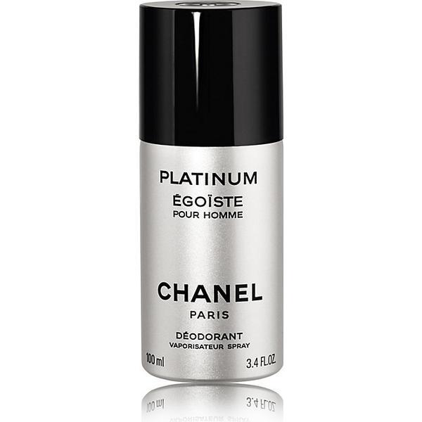Chanel Platinum Egoiste Deo Spray 100ml