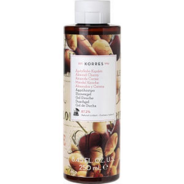 Korres Almond Cherry Shower Gel 250ml