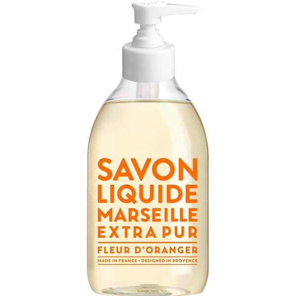 Compagnie de Provence Savon De Marseille Extra Pur Liquid Soap Orange Blossom 300ml