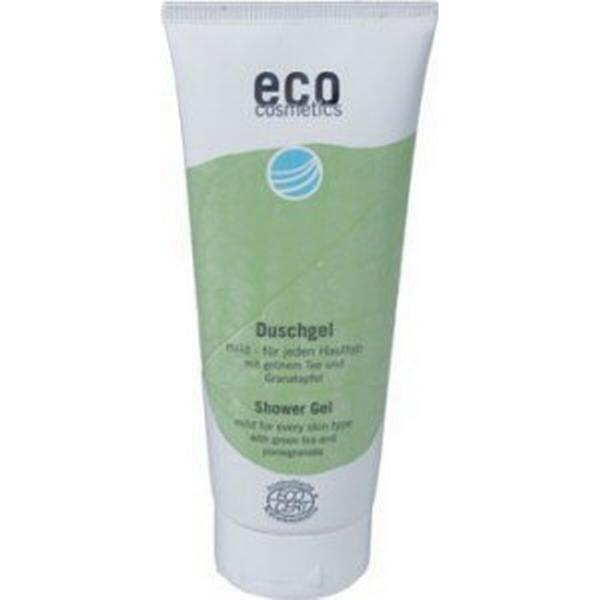 Eco Cosmetics Pomegranate & Green Tea Shower Gel 200ml
