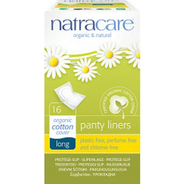 Natracare Panty Liners Long 16-pack