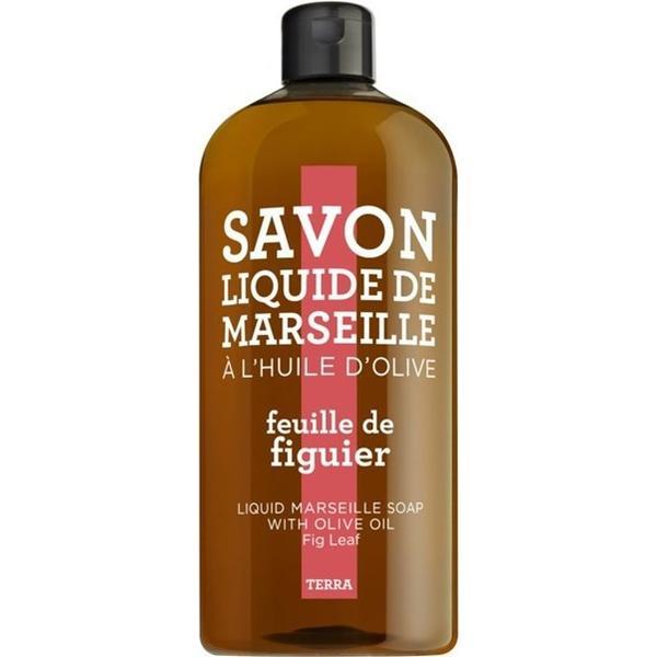 Compagnie de Provence Savon De Marseille Terra Soap Fig Leaf 1000ml Refill