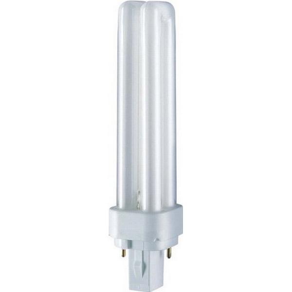 Osram Dulux D Fluorescent Lamp 26W G24d-3 865