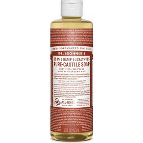 Dr. Bronners Eucalyptus Liquid Soap 473ml