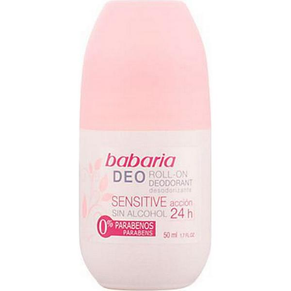 Babaria Sensitive Deo Roll-on Action 50ml