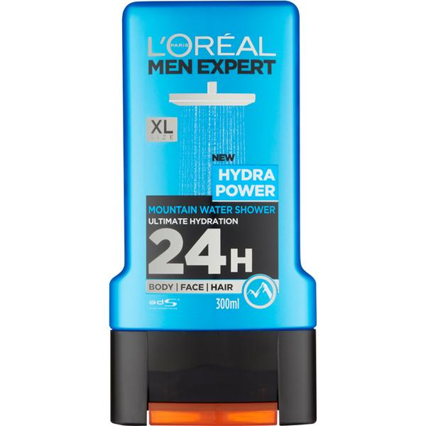 L'Oreal Paris Men Expert Hydra Power Shower Gel 300ml
