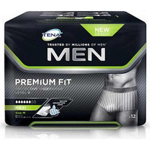 TENA Men Premium Fit Medium 12-pack