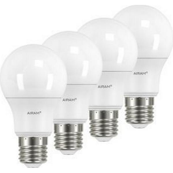 Airam 4711735 LED Lamp 9.5W E27 4 Pack