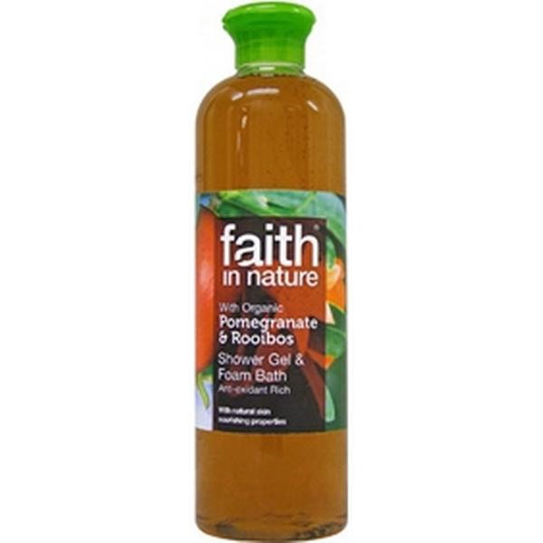 Faith in Nature Pomegranate & Rooibos Shower Gel 400ml