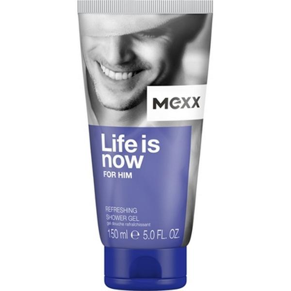 Mexx Life Is Now Shower Gel For Him 150ml