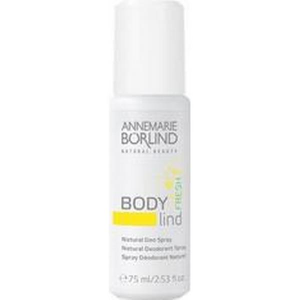 Annemarie Börlind Deo Spray Fresh Body Lind 75ml