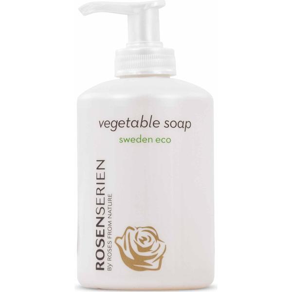 Rosenserien Vegetable Soap 300ml