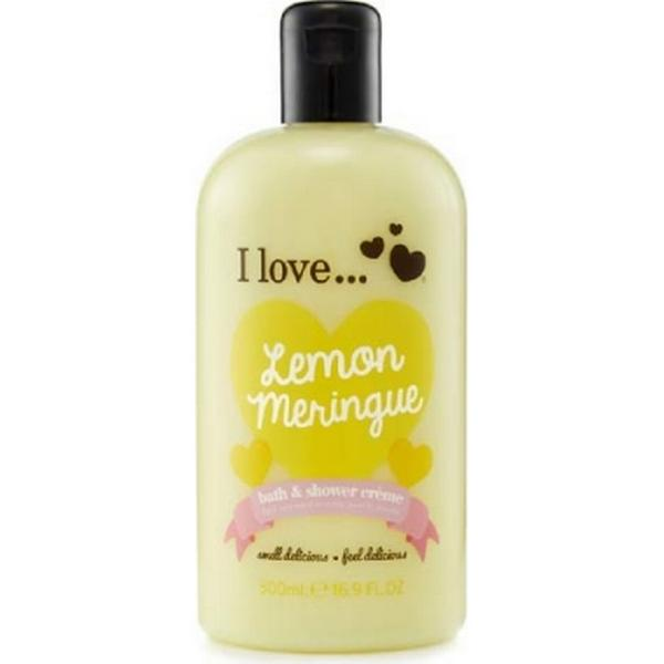 I love... Lemon Meringue Bubble Bath & Shower Crème 500ml
