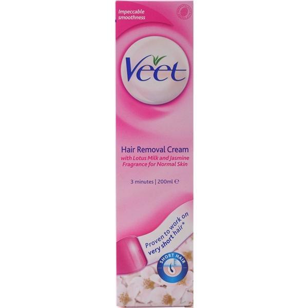 Veet 3 Minute Hair Removal Cream Normal Skin 200ml