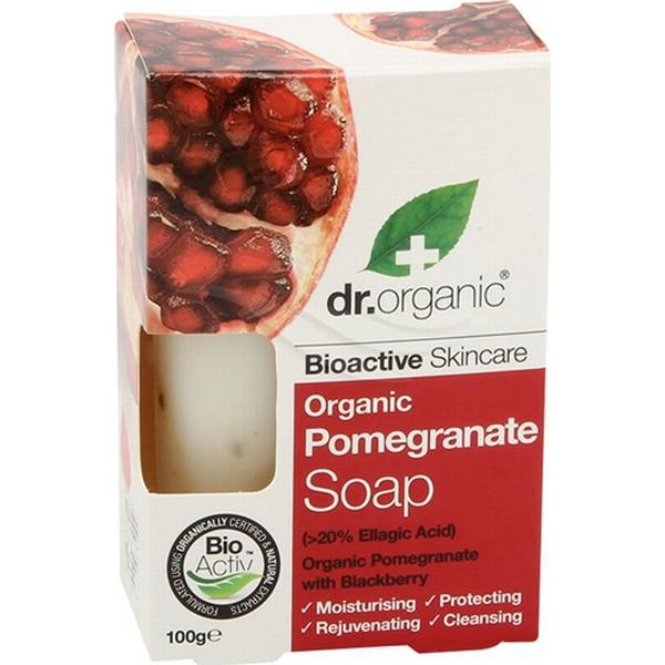 Dr. Organic Pomegranate Soap 100g