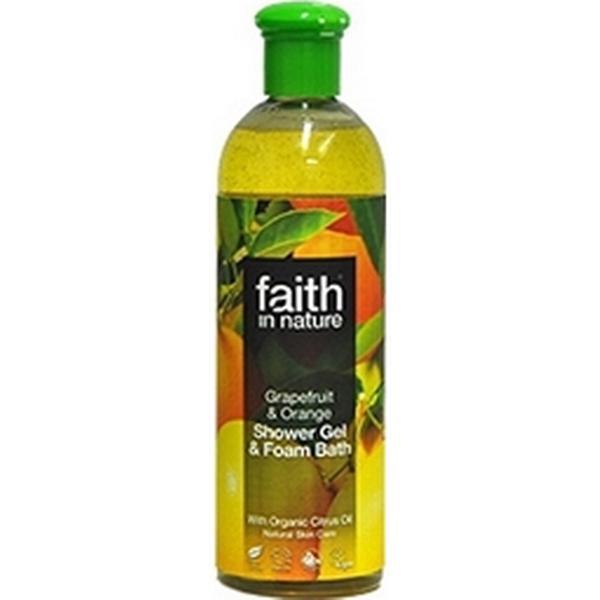 Faith in Nature Grapefruit & Orange Shower Gel 400ml